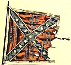 14th Tennessee Confederate Battle Flag