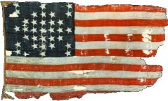 Fort Sumter Union Flag