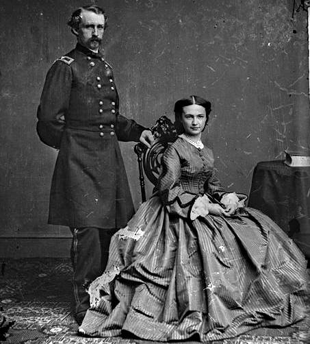 George and Libbie Custer