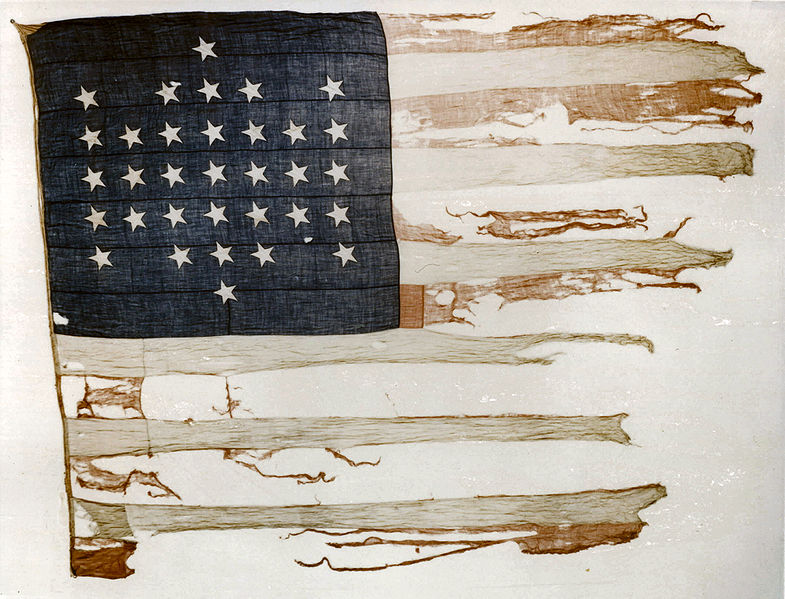 Fort Sumter Battle Flag