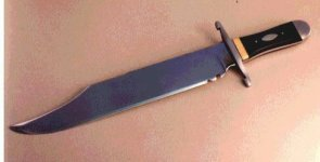 Bowie Knife (Courtesy: Tim Lively)