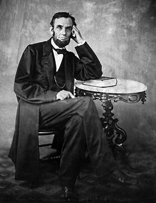 Lincoln by Gardner, August 1864