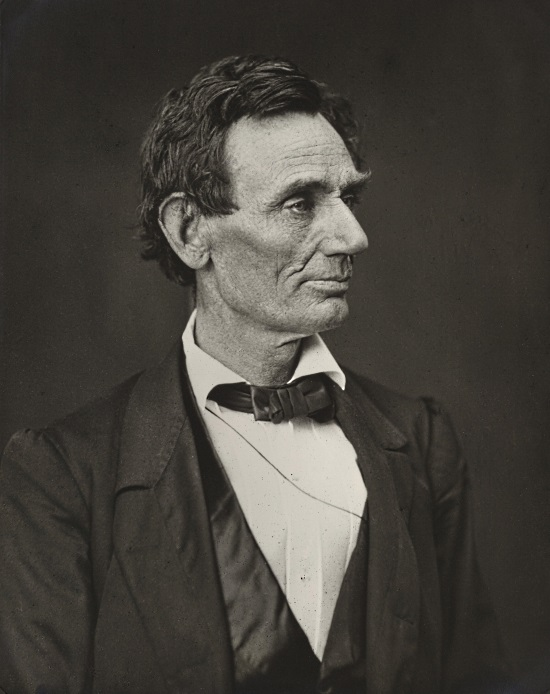 Lincoln by Hessler, 1860
