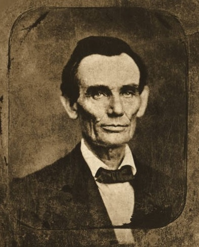 Lincoln Picture by Joslin, 1857