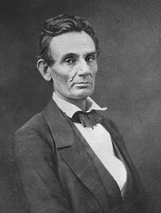 Lincoln by Fassett, 1859
