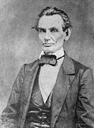 Lincoln by Barnwell, 1860