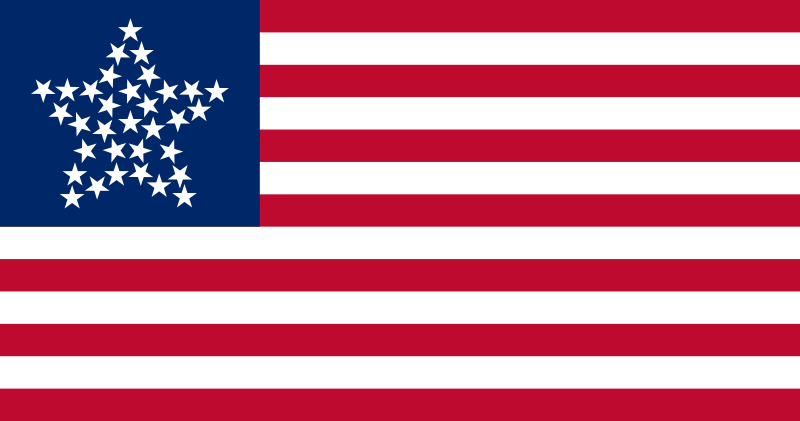 Civil War Union Flag