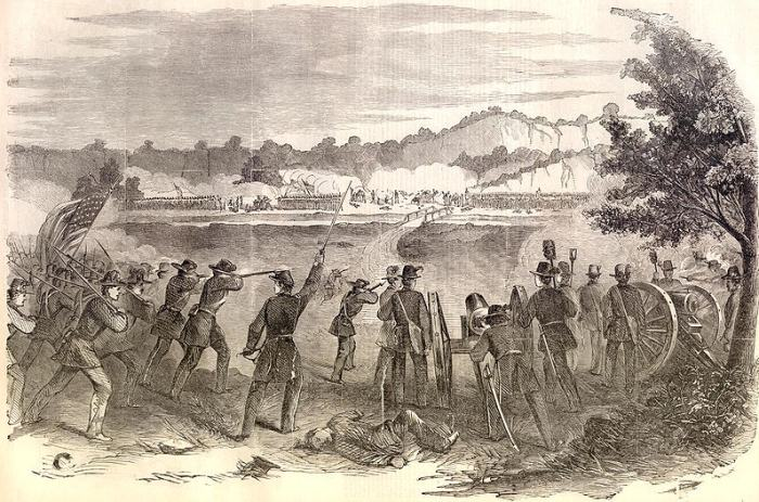 Battle of Carthage, July 5, 1861