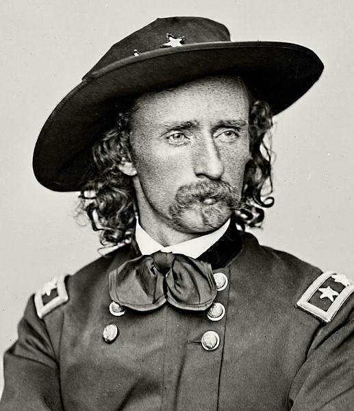 Image result for george a custer