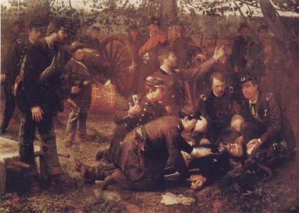 Death of General John Sedgwick