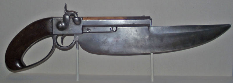 Elgin Cutlass Pistol, courtesy of Neochichiri11
