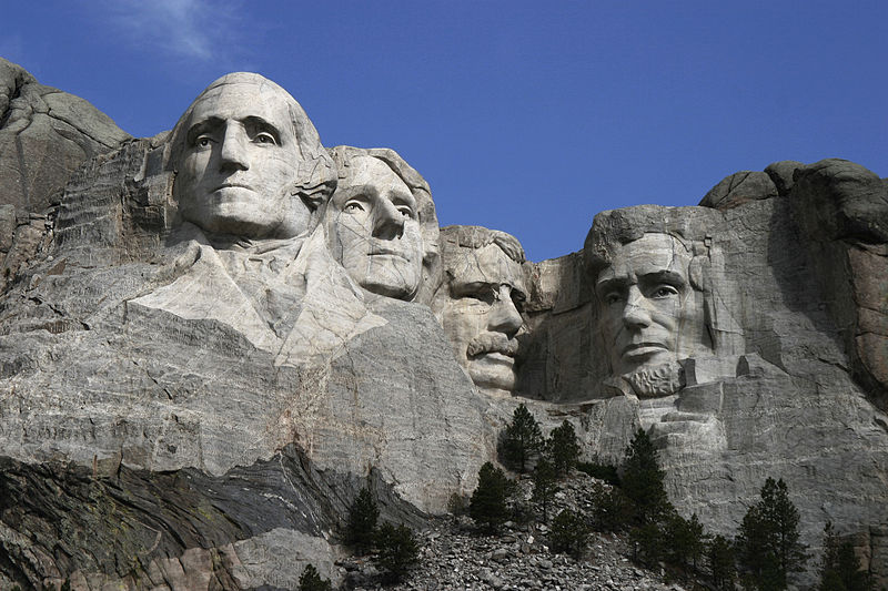 Mount Rushmore, courtesy Dean Franklin