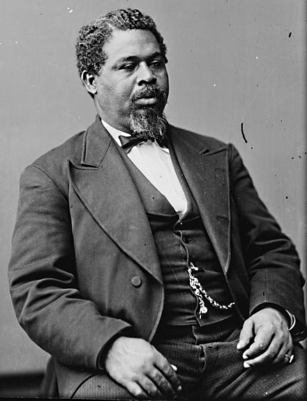 Robert Smalls in the 1870s.