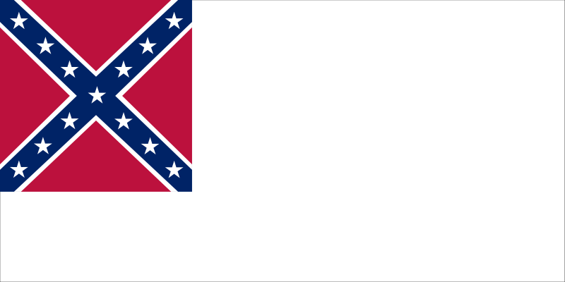 Second National Confederate Flag
