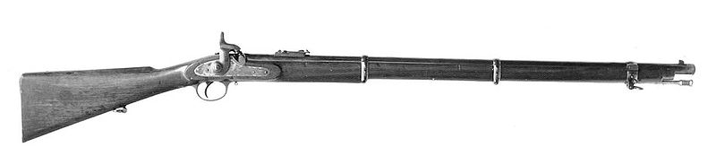 Whitworth Rifle - Courtesy of Antique Military Rifles