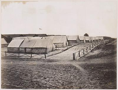 U.S.A.. Depot Field Hospital, City Point, Virginia