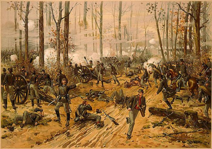 Battle of Shiloh, April 6-7, 1862