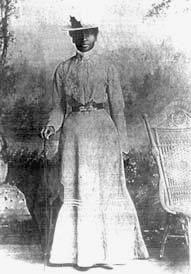 Mary Bowser (maybe), Civil War spy