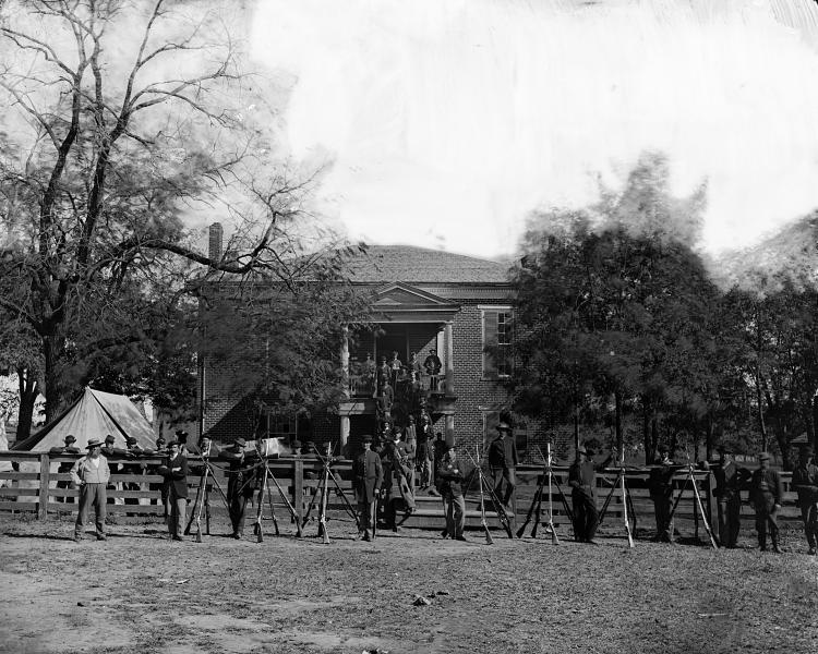 McClane House, Appomattox Courthouse, Virginia