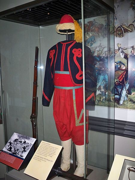 Zouave Uniform courtesy of Matthew G. Bisanz